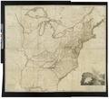 A map of the United States of North America - drawn from a number of critical researches - By A. Arrowsmith. NYPL434607.tiff