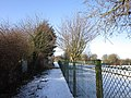 A path leading towards Wolferton Road, Anlaby (geograph 3314217).jpg