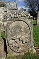 A symbolic gravestone in Fogo Kirkyard - geograph.org.uk - 1286877.jpg