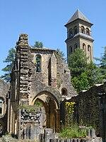 Abbaye d'Orval - Ruins 3.jpg