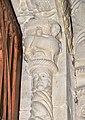 Abbey Millstatt, romanesque portal 05.jpg