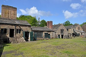 Listed buildings in Sheffield - Image: Abbeydale Industrial Hamlet geograph.org.uk 2425560
