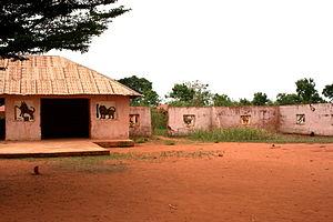 Abomei: Abomey-Königspalast3