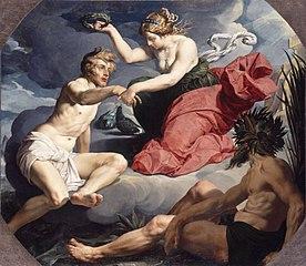Apotheose des Aeneas