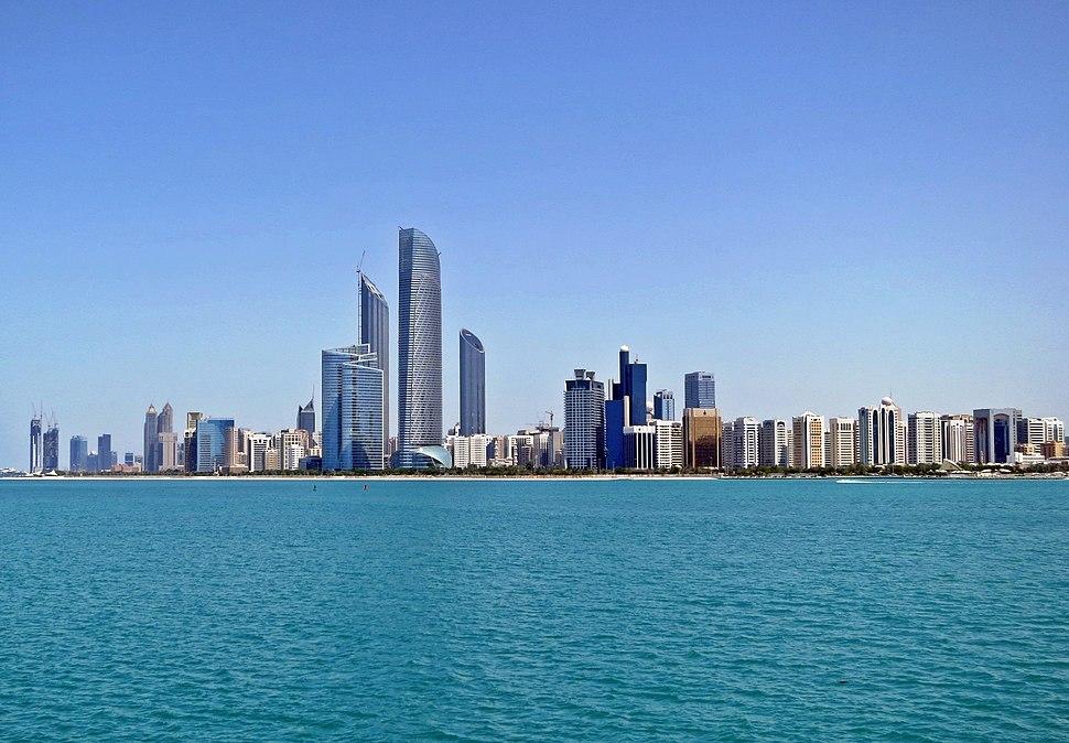 Abu Dhabi Howling Pixel