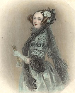 Ada Lovelace 1838