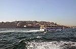 Adatepe 2 ferry on the Bosphorus in Istanbul, Turkey 001.jpg