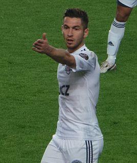 Adem Büyük Turkish footballer