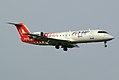 """Adria Airways Bombardier CRJ-200LR (CL-600-2B19) S5-AAD """"Triglav colors"""" (21812806994).jpg"""