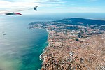 Aerial photograph of Lisbon to the west.jpg