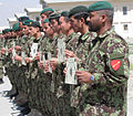 Afghan Air Corps Air Base Defense soldiers graduate training (4671686866).jpg