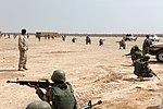 Afghan National Army soldiers put new learned skills to the test during final training exercise 140331-M-PF875-006.jpg