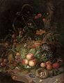 After Rachel Ruysch - copy of fruit at the edge of a wood.jpg