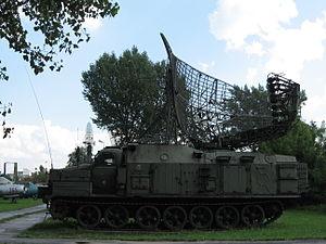 Agata radiolocation station at the Muzeum Polskiej Techniki Wojskowej in Warsaw (5).JPG