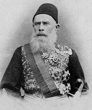 Ahmed Cevdet Pasha - Image: Ahmed Cevdet Pasha