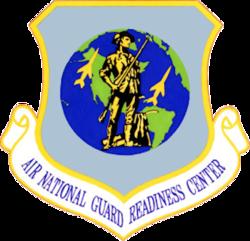 Air National Guard Readiness Center - Emblem