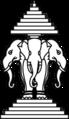 Airavata emblem white.png