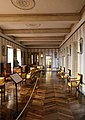 Ajaccio, maison bonaparte, galleria 02.jpg