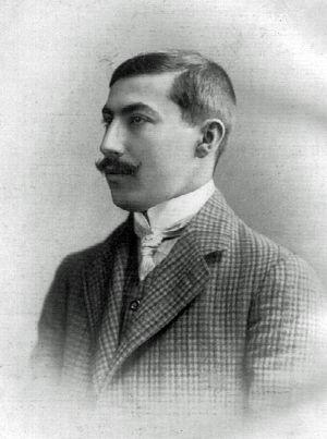 Akiba Rubinstein - Rubinstein c. 1907/1908