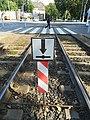 Al. Wielkopolska, Poznan, tram track.jpg