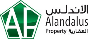 Action Philosophers! - Image: Alandalus Property logo with text