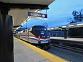 Albany-Rensselaer Rail Station - Amtrak 710 at Platform 02.jpg