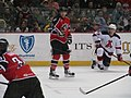 Albany Devils vs. Portland Pirates - December 28, 2013 (11621940765).jpg