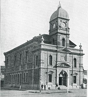 Albany Town Hall (Western Australia) - Albany Town Hall approx 1910