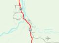 Alberta Highway 63 McMurray Map.png