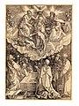 Albrecht durer the assumption and coronation of the virgin from the li095129).jpg