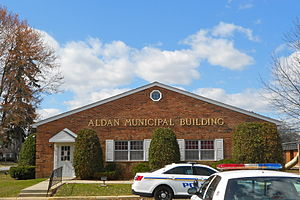 Aldan, Pennsylvania - Municipal Building