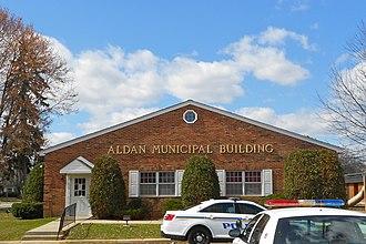 Aldan, Pennsylvania - Municipal Building