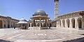 Aleppo (Halab), Omayadenmoschee, 11. Jhdt., Innenhof (37819477165).jpg