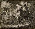 Alexander Laureus Öiset ratsastajat 1815.jpg