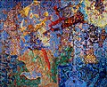 Alexey Akindinov. The stargazer - Cyd Barrett. 1997.jpg