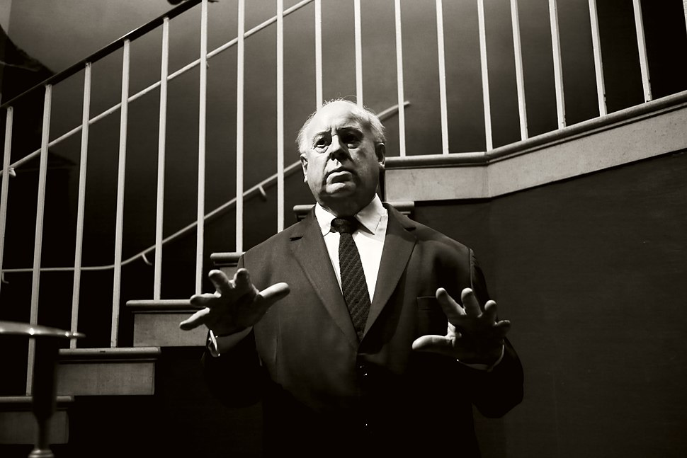 Alfred Hitchcock (Madame Tussauds)