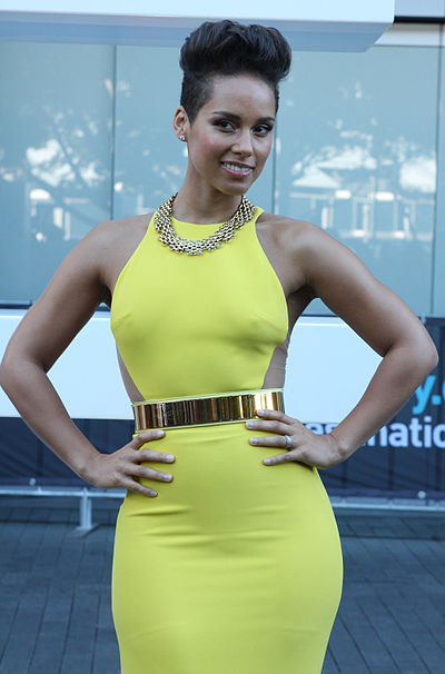 Picture of a band or musician: Alicia Keys
