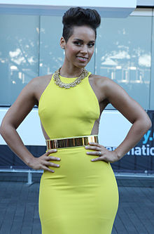 Agree, alicia keys almost nude can