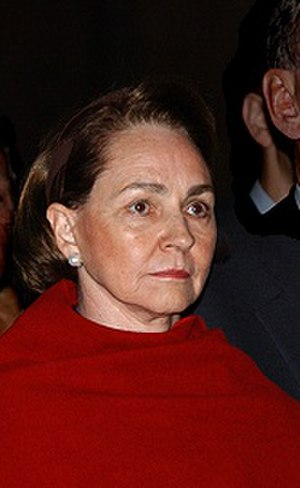 Aline Chrétien - Chrétien at the 300th anniversary of Saint Petersburg celebrations on May 30, 2003