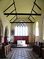 All Saints Church, Boughton Aluph, Kent - Chancel - geograph.org.uk - 811741.jpg