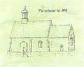 All Saints Church Crowfield in 1818.jpg