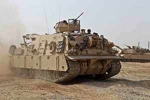 Alpha Company tank mechanics maintain 70–ton armored beasts 110813-M-PE262-001.jpg