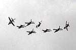 Alpha Jet Patrouille de France (3871125954).jpg