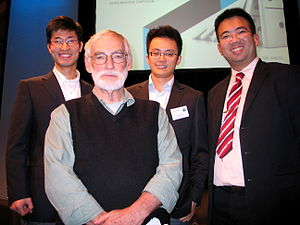 The Limits to Growth - Researchers from China and Indonesia with Dennis Meadows