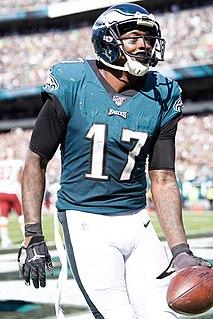 Alshon Jeffery American football wide receiver