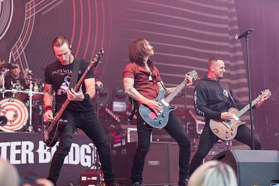 Picture of a band or musician: Alter Bridge