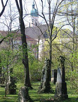 Alter Nordfriedhof Muenchen St. Joseph-1