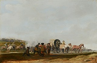 Ambushing an Army Convoy