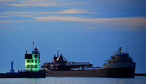 American Fortitude enters Lorain last night.jpg
