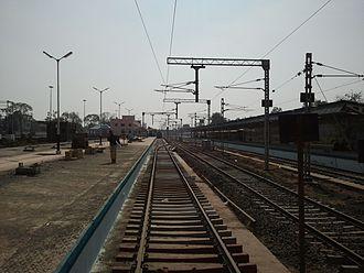 Amravati - Amravati Modal Railway Station